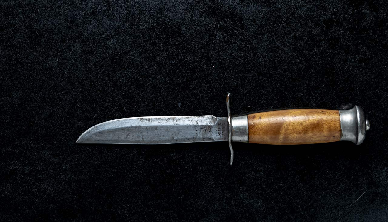 Lancer de Couteaux